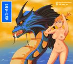 100-exp artist_name female_pubic_hair hand_behind_head hands_behind_head kasumi_(pokemon) misty nude pokemon pokemon_(anime) pokemon_(game) pokemon_rgby porkyman pubic_hair pussy