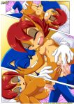 furry mobius_unleashed sally_acorn sega sonic_(series) tagme