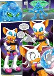 chaos mobius_unleashed palcomix rouge_the_bat tagme tentacled_girls!_2