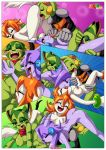 2017 3_girls comic freedom_planet fur34 palcomix
