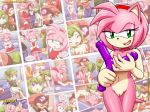 3_girls amy_rose cosmo_the_seedrian mobius_unleashed palcomix sex_toy shade_the_echidna