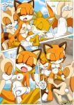 comic cream_the_rabbit marine_the_raccoon mobius_unleashed palcomix tagme