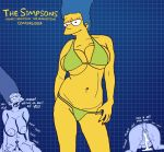 after_sex bart_simpson big_breasts big_breasts comic cowgirl_position cum_in_pussy huge_breasts incest marge_simpson overflow straight_shotacon teasing the_simpsons vaginal vaginal_penetration