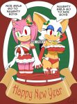 absurd_res amy_rose anonymind_(manipper) anthro bat_girl big_breasts christmas comic female_only femsub furry gevind glowing_eyes happy_trance hedgehog_girl holly hypnotic_accessory magic manip panties rouge_the_bat santa_costume sonic_the_hedgehog_(series) text underwear