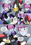 crossover dc jinx jinxed_shadow_(comic) mobius_unleashed palcomix sega shadow_the_hedgehog sonic_(series) tagme teen_titans