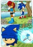 comic mobius_unleashed palcomix sally_acorn sonic sonic_(series) sonic_and_sally_break_up_(comic) sonic_team sonic_the_hedgehog tagme