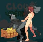 136 animated anthro bent_over big_breasts black_fur blush bouncing_breasts breasts canine cloud_meadow cum cum_in_pussy cum_inside cum_on_penis doggy_style female furry gray_hair grey_fur grey_hair hair hairy hand_on_ass hay_bale human human_on_anthro interspecies looking_back male male_on_anthro mammal messy no_sound nude open_mouth penetration penis pussy s-purple screencap sex standing standing_doggy_style standing_sex tagme tail_grab tongue_out vaginal_penetration webm wolf