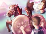anus ass ass_grab bestiality feral_on_human heart horse light_skin multiple_hearts rimming source_request tagme tail teeth text zoophilia