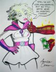 amanda_conner fantastic_four human_torch image_comics johnny_storm marvel the_pro