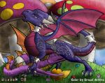 cynder razzek spyro_the_dragon tagme