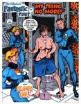 adam_walters ben_grimm fantastic_four genderswap human_torch invisible_woman johnny_storm marvel mister_fantastic mr_fantastic reed_richards rule_63 sue_storm tebra the_thing