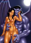 after_sex cum disney elisa_maza gargoyles goliath moon nihaotomita nude