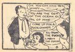 comic fifi little_annie_rooney monochrome popeye wimpy zero