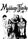 addams_family genderswap gomez_addams grandmama lurch morticia_addams pat pugsley_addams rule_63 thing uncle_fester wednesday_addams