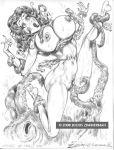 2008 julius_zimmerman_(artist) monochrome tagme tentacle