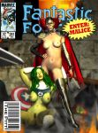 comic_cover fantastic_four jennifer_walters malice marvel nipple_rings she-hulk sue_storm the_pitt