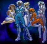 blackmyst dark_skin drow drowtales elf skinsuit space webcomic