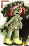 cotterpin cotterpin_doozer doozer fraggle_rock hentai_boy hentai_boy_(artist) muppets