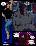 31indm4ster bobby_carr marvel mary_jane_watson spider-man wolverino