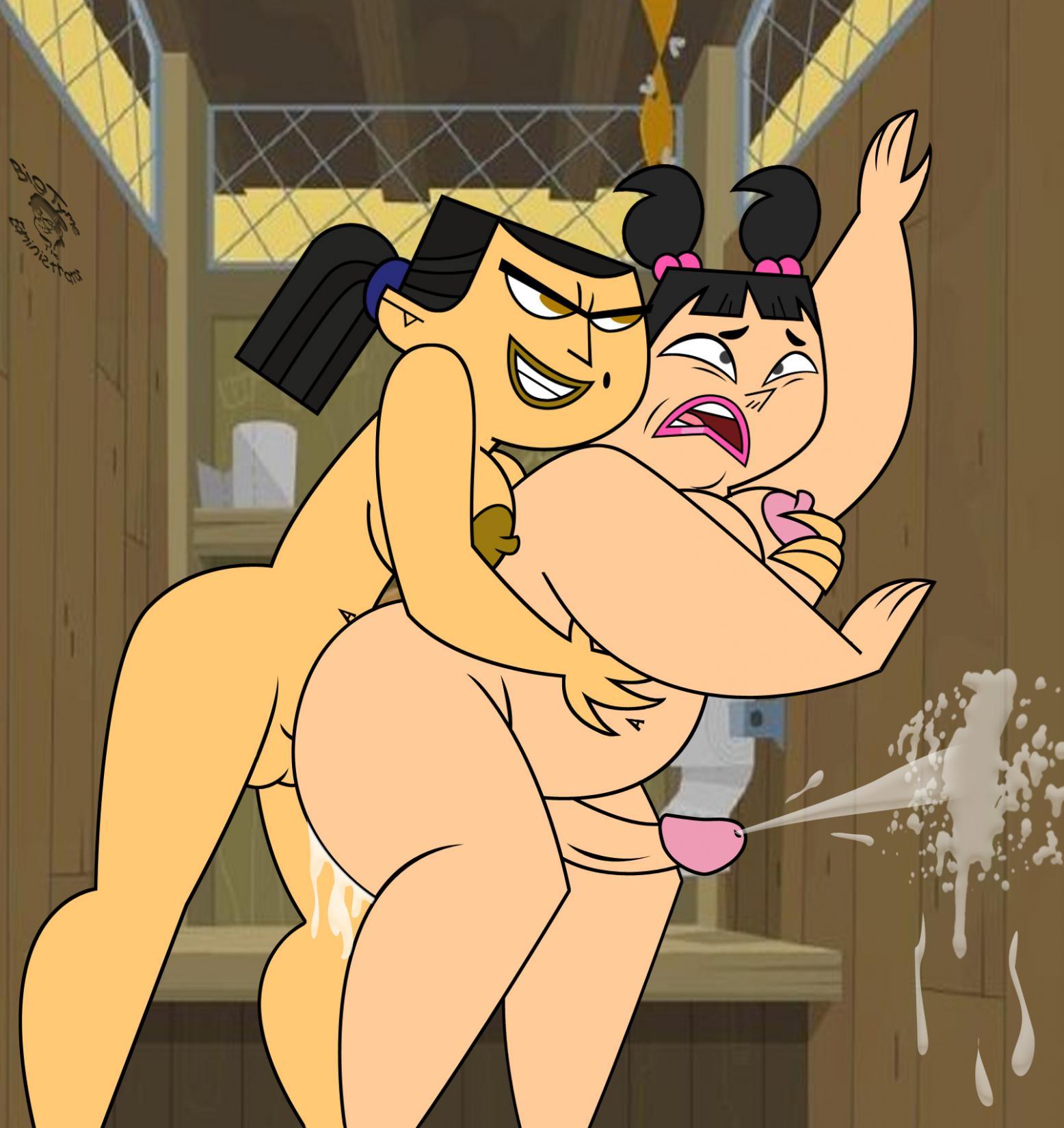 Nude Embarass
