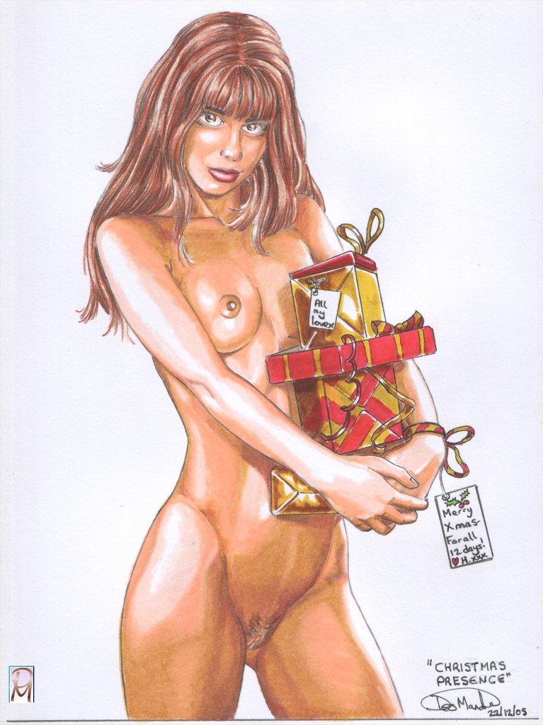 Melissa francis naked