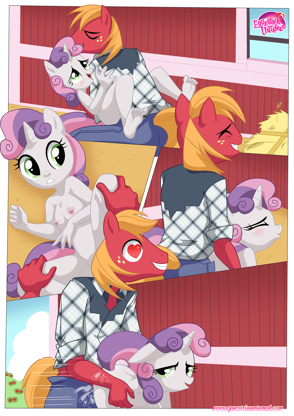 Mlp sweetie belle big boobs Xbooru 1boy 1girl Age Difference Anthro Bbmbbf Be My Special Somepony Big Macintosh Big Macintosh Mlp Breasts Clothed Male Nude Female Comic Equestria Girls Equestria Untamed Female Female Anthro Fetish Friendship