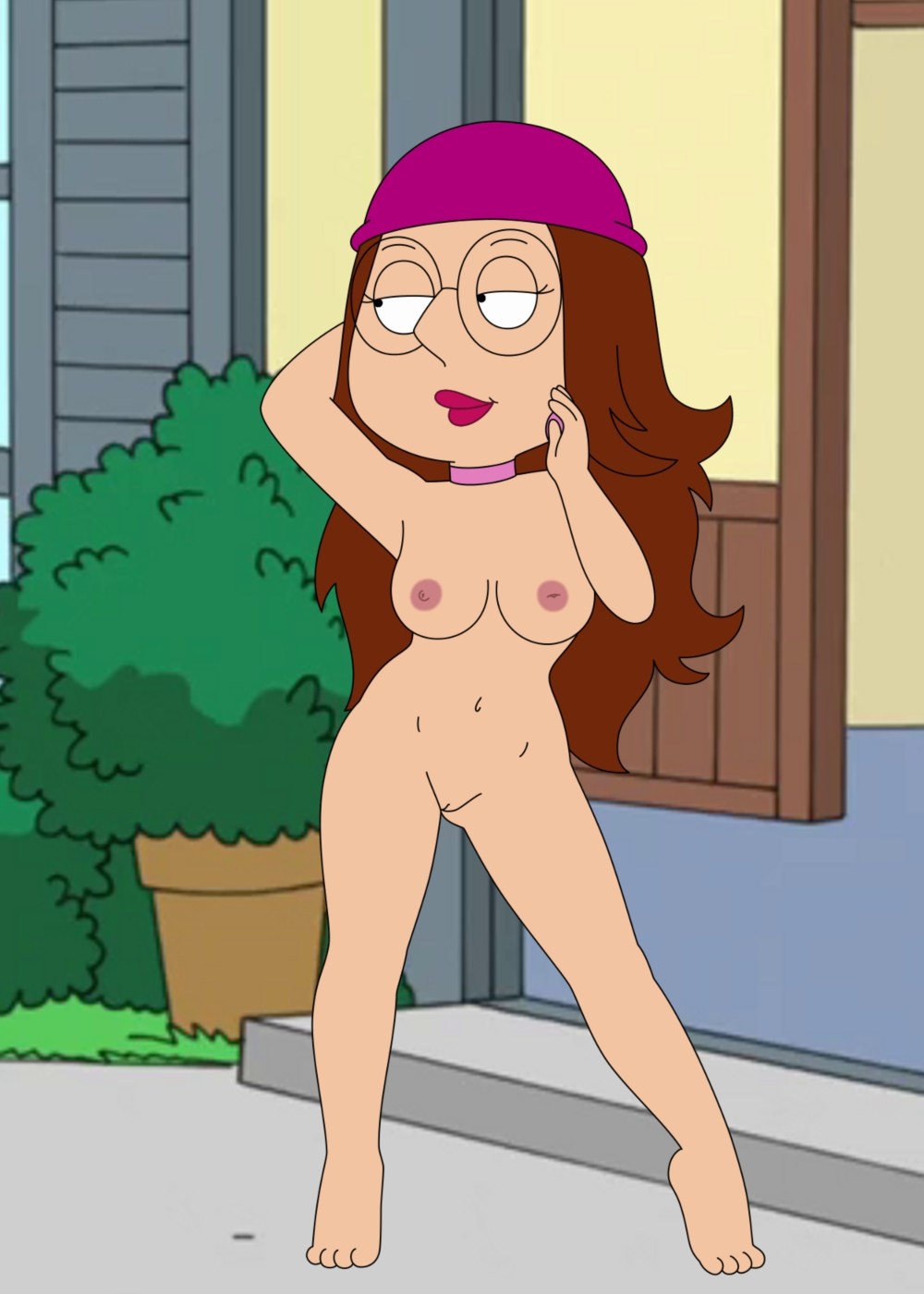 breasts family_guy meg_griffin nude pussy smile