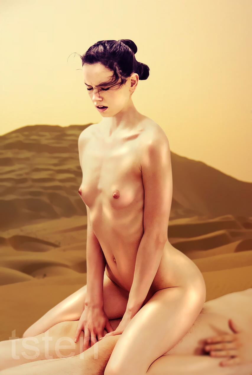 Daisy ridley sexy nackt
