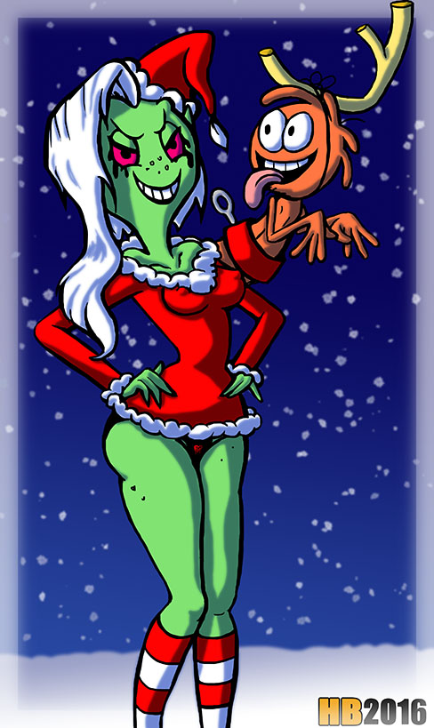 hentai_boy how_the_grinch_stole_christmas lord_dominator wander wander_over_yonder