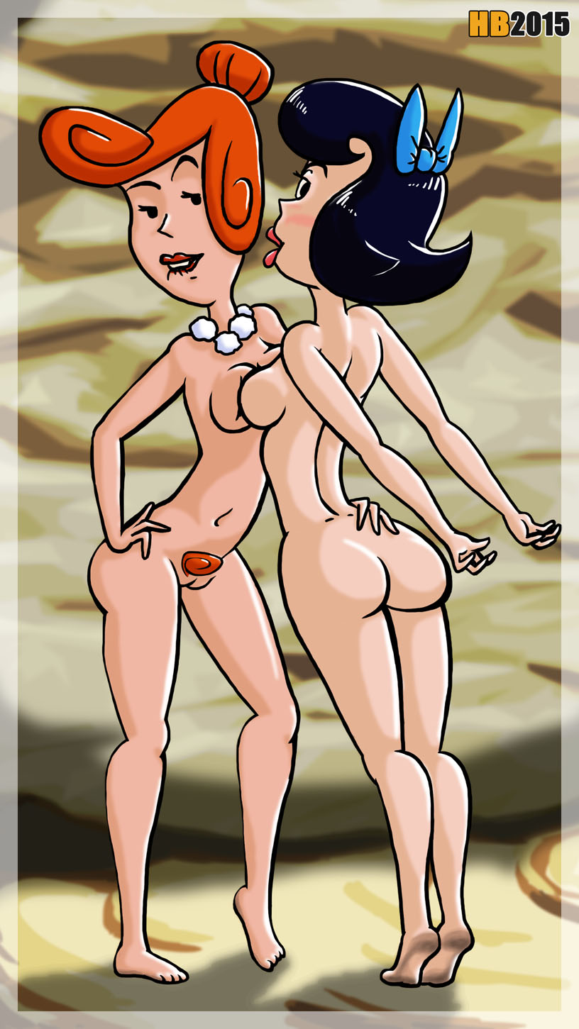 betty nude and Wilma