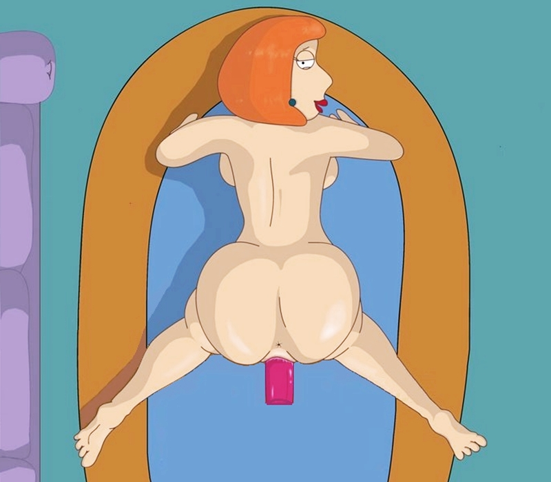 bubble_butt family_guy lois_griffin tagme vibrator