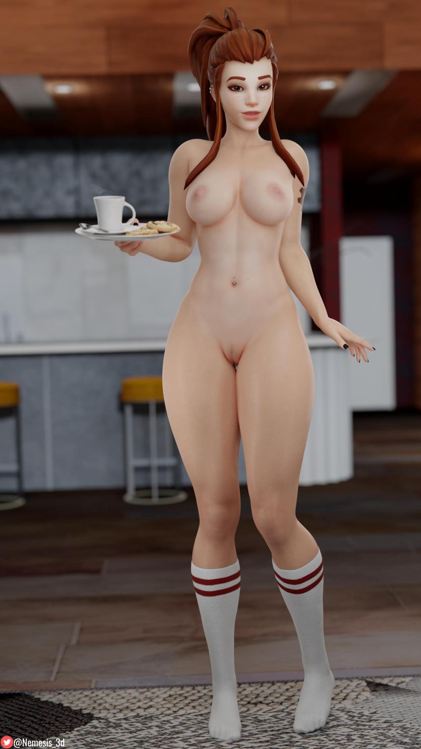Overwatch brigitte nude