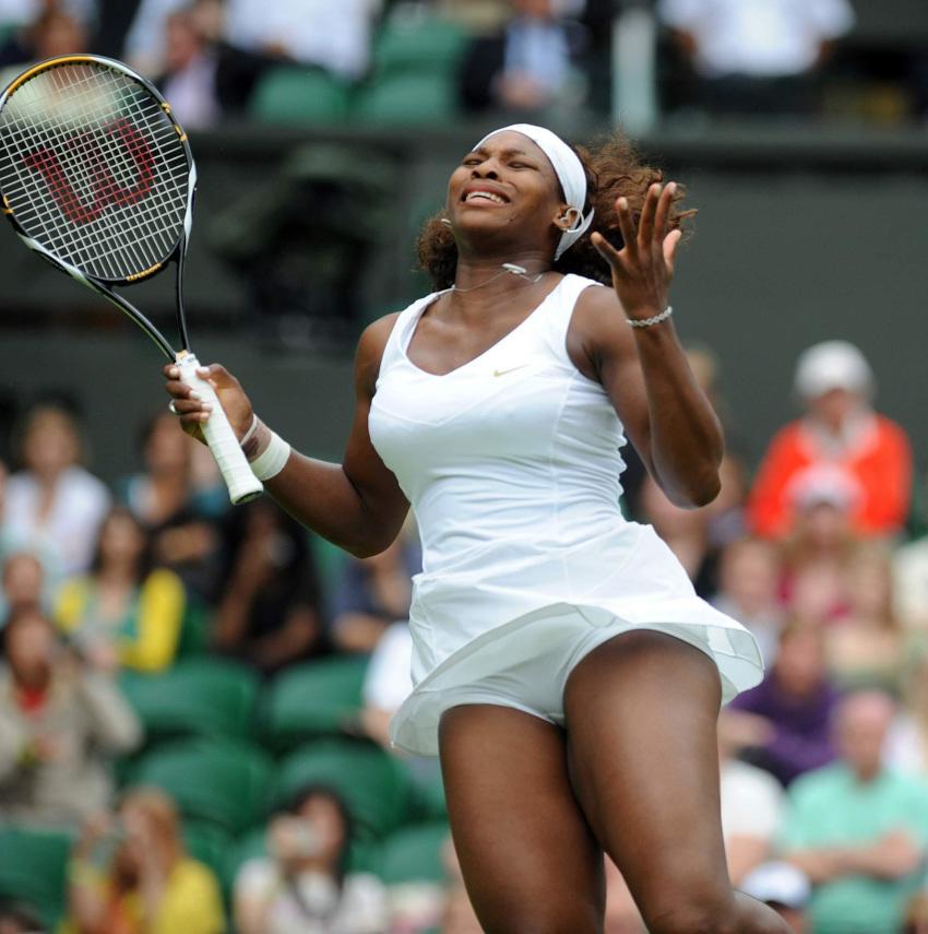 Serena williams upskirt properties