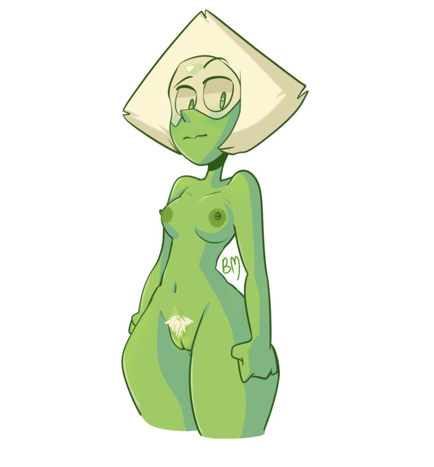 Peridot nude