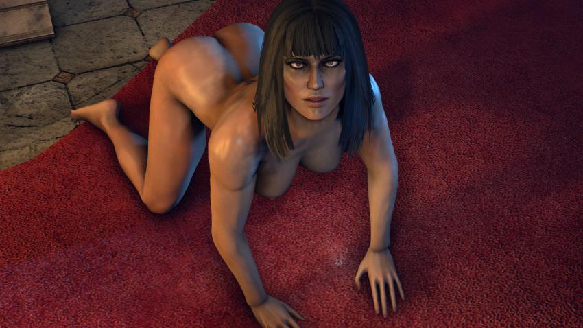 3d game_cg hentai mortal_kombat realistic solo source_filmmaker tagme tanya video_games