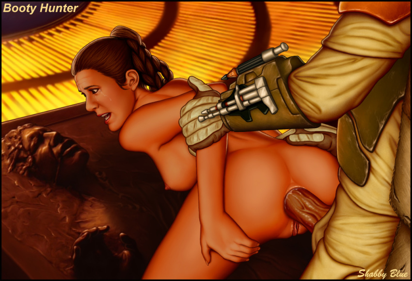 Leia organa nackt sex
