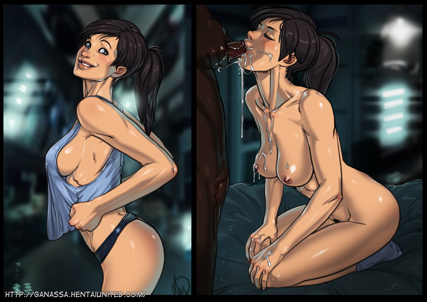 1boy 1girl aftersex ahegao all_fours army ass babe bare_shoulders bbc belly bent_over big_breasts big_penis black_hair black_panties black_underwear bodysuit breasts brown_hair bukkake camouflage cleavage closed_eyes clothed_male_nude_female clothing covered_breasts crop_top crop_top_overhang cum cumshot dark-skinned_male dark_skin ejaculation erect_nipples erect_nipples_under_clothes facial female_duty female_only female_pubic_hair fucked_silly ganassa grin happy_sex high_resolution hips human in_profile indoors interracial kneeling large_breasts latex legs light-skinned light-skinned_female light_skin lips long_hair male mass_effect mass_effect_andromeda masturbation milf military_uniform navel nice_tits nipple_bulge nipples no_bra no_hands panties partially_clothed penis ponytail pubic_hair pussy saliva sara_ryder semen semen_on_body semen_on_breasts semen_on_upper_body sex sideboob smile socks standing taboo tank_top thighs thong tied_hair topless underwear uniform very_high_resolution web_address web_address_without_path