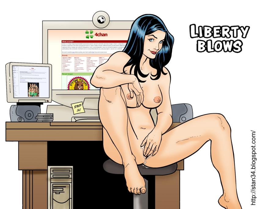meadow nude Liberty