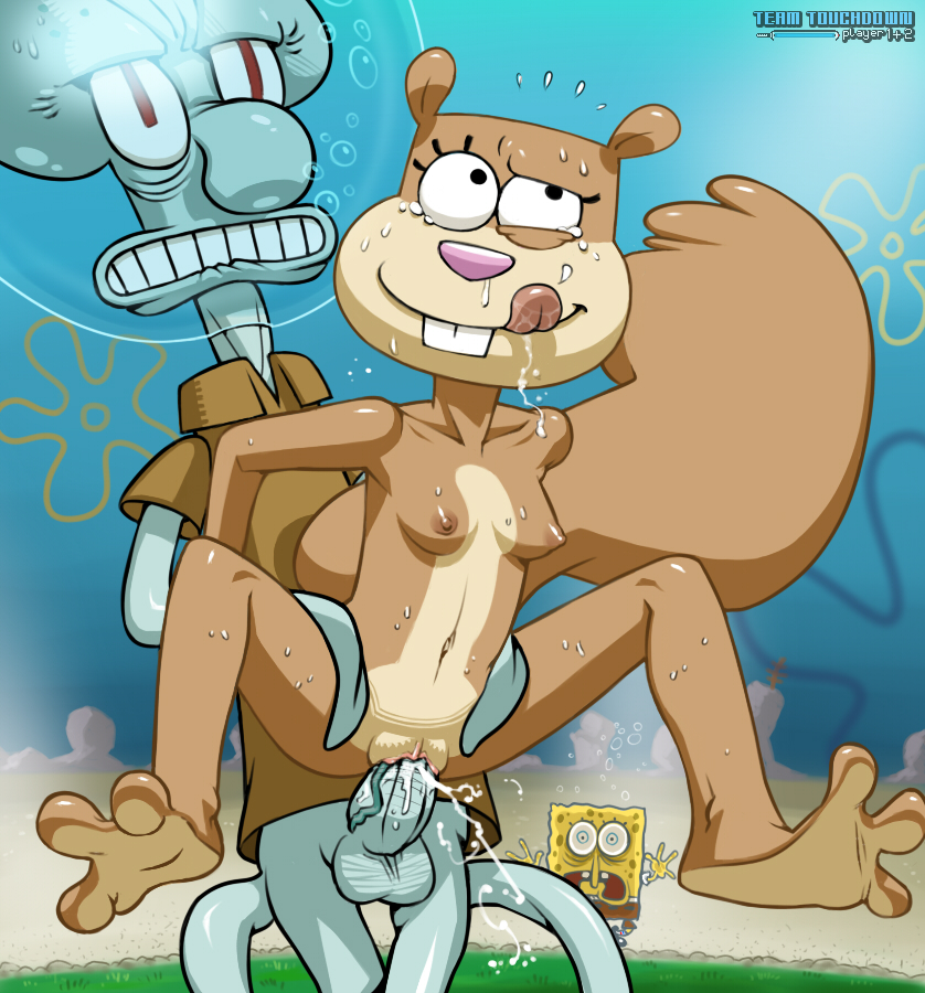 cum-spongebob-squarepants-and-sandy-xxx-free-white-porno