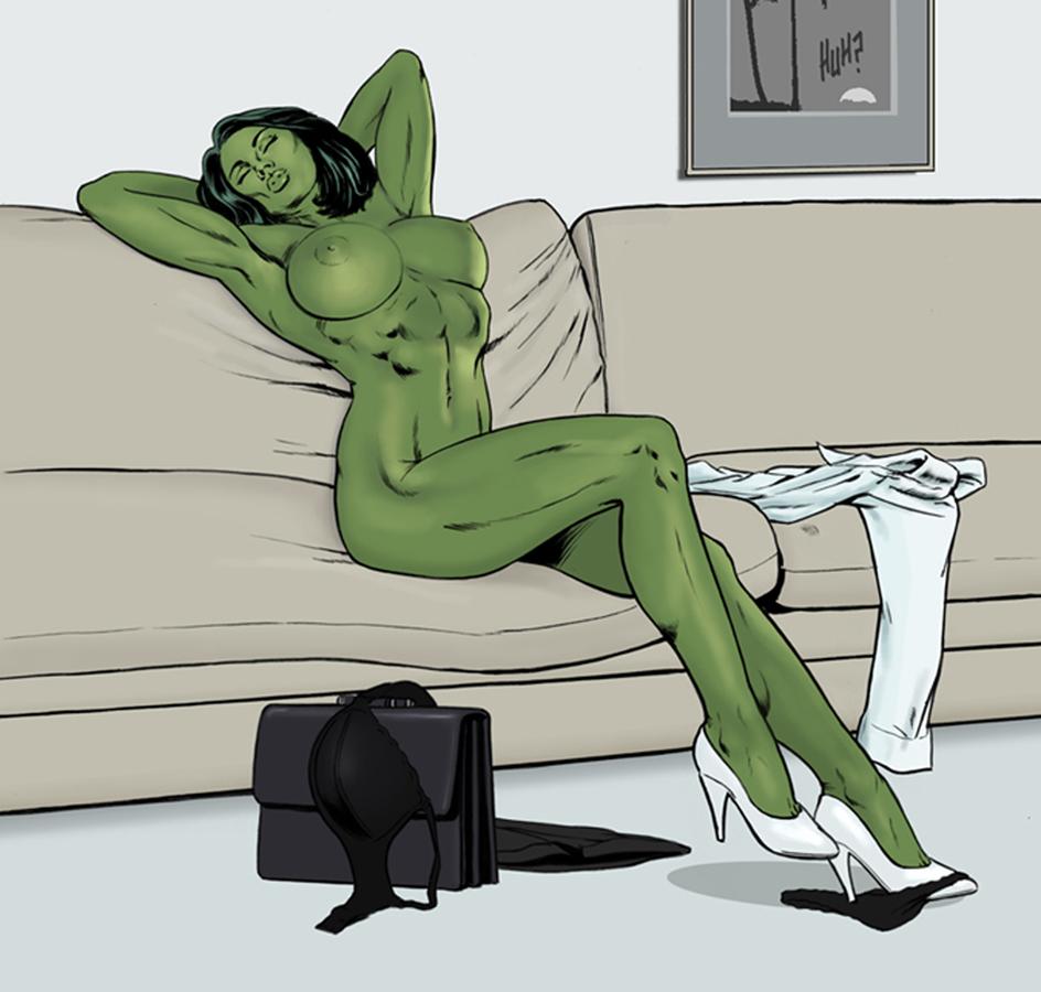 She hulk nudes