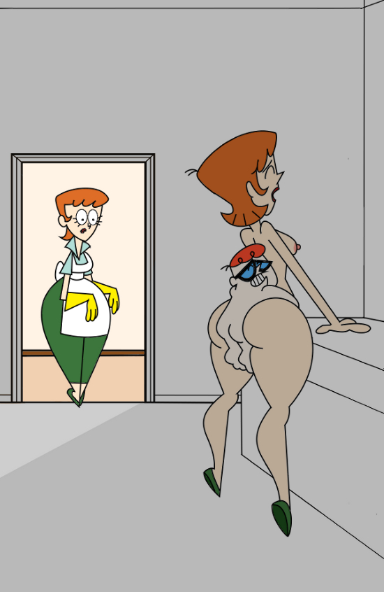 dexter-lab-mom-naked