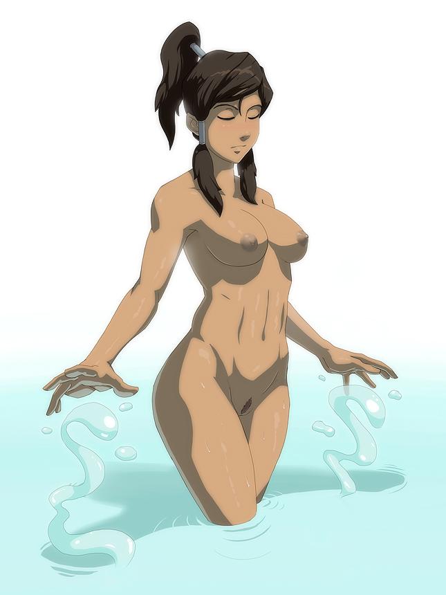 The legend of black kat nude