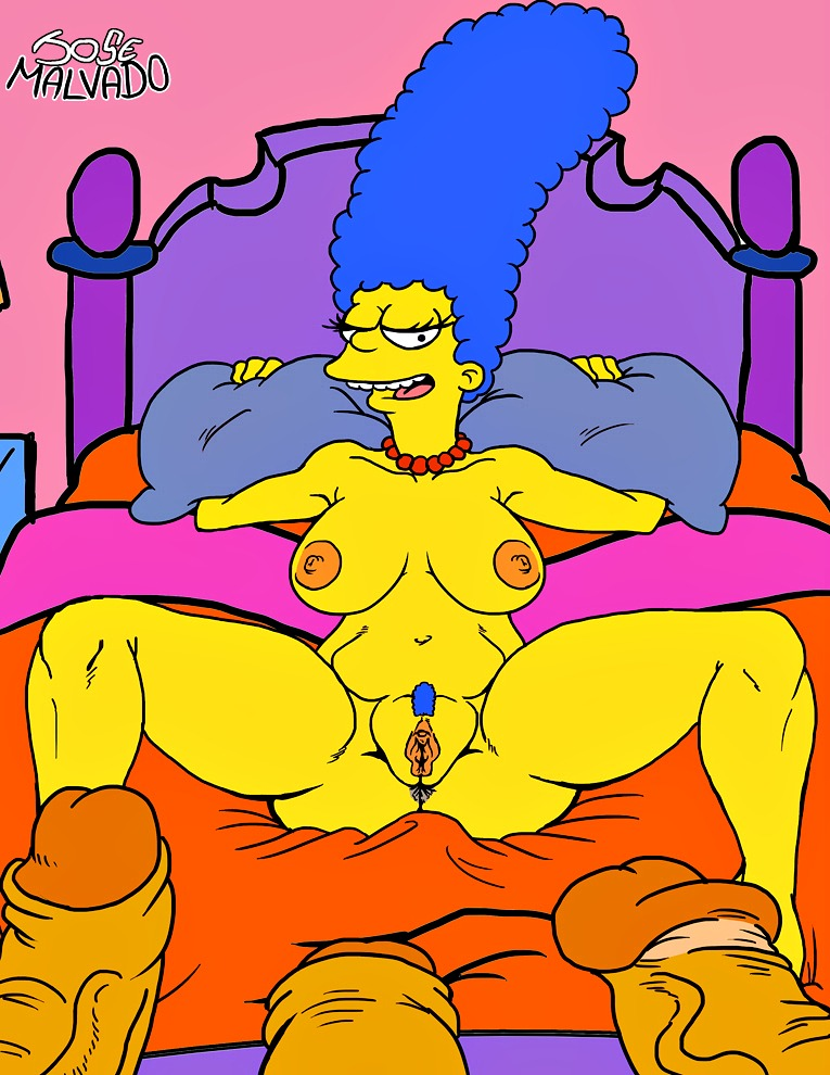 Marge pussy lick — 11