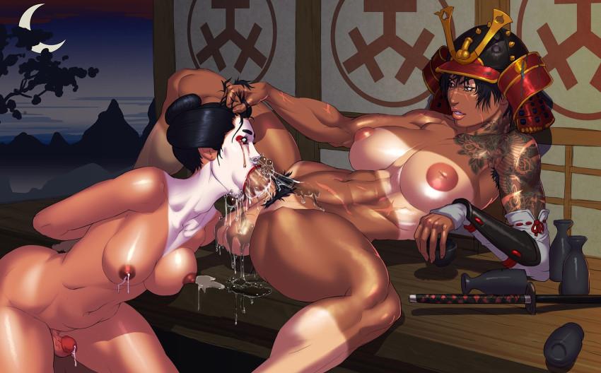 Barbarian girls getting fucked porn