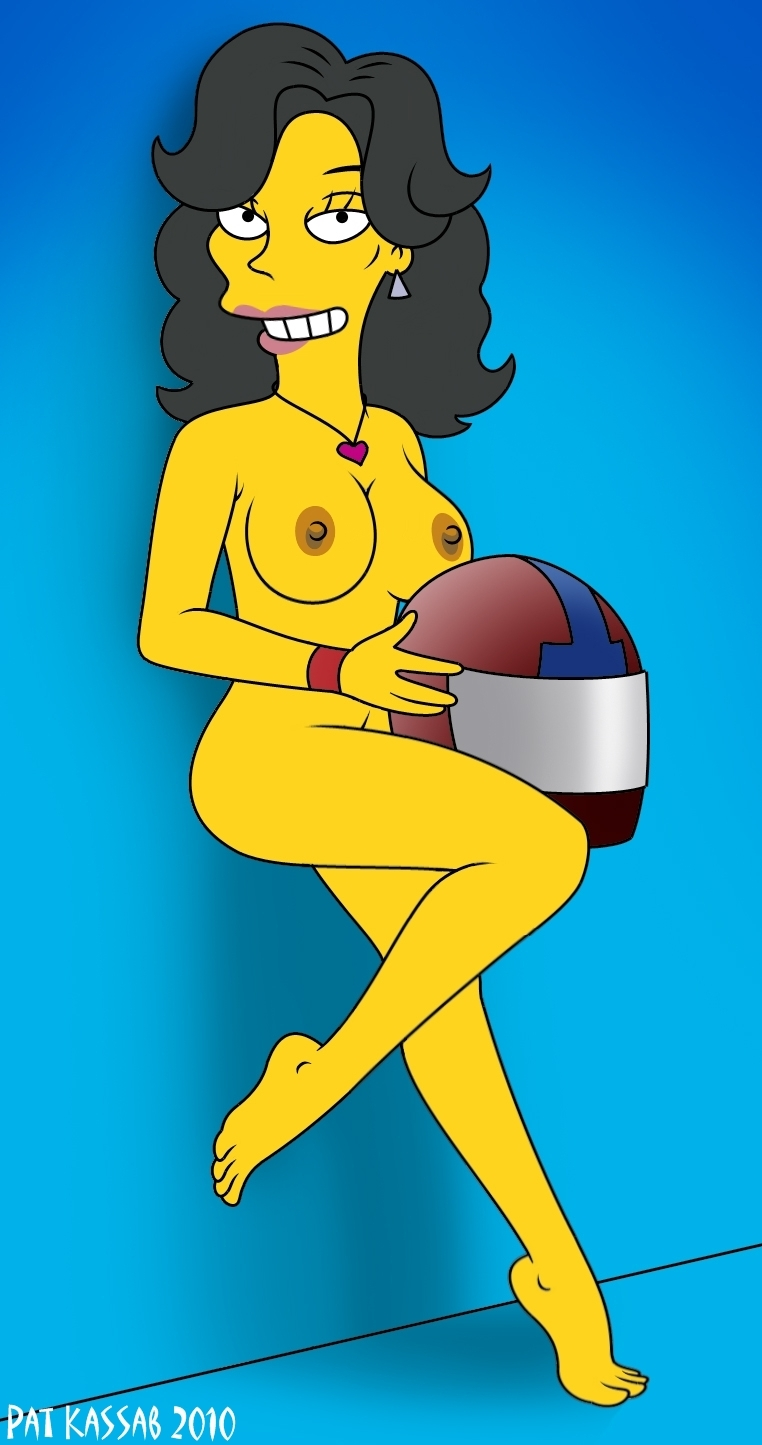 The females from simpsons naked, amateur bikini busty