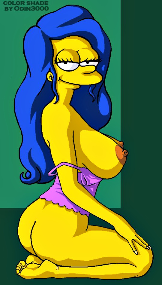 the-females-from-simpsons-naked