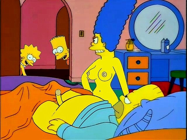 homer-and-lisa-naked-in-bed-together