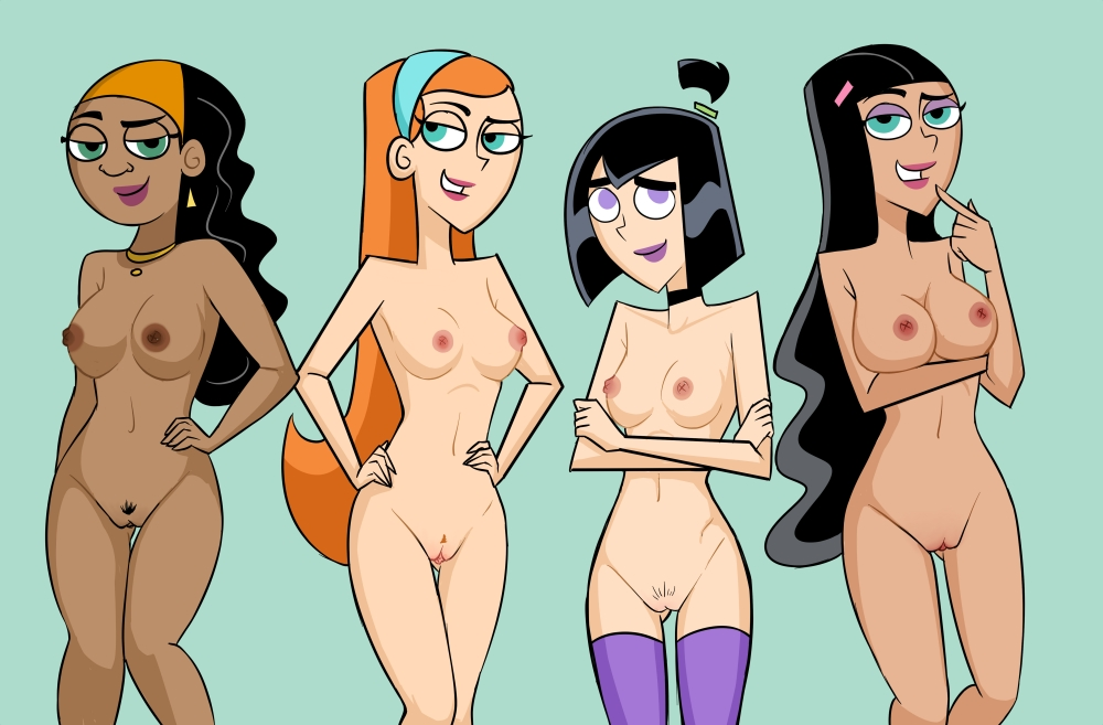 Danny phantom all girls naked, hairy busty slim porn depositfiles