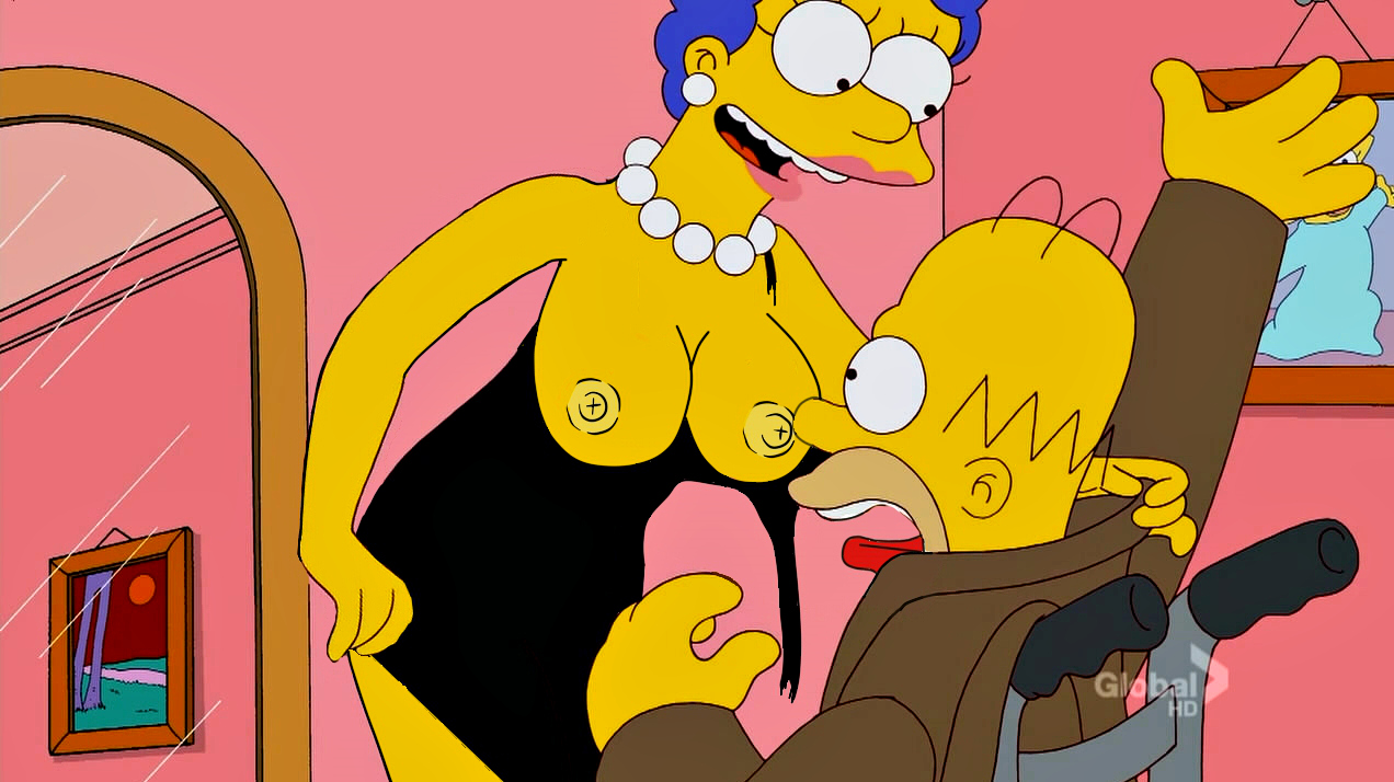 Simpsons Porn Marge And Bart