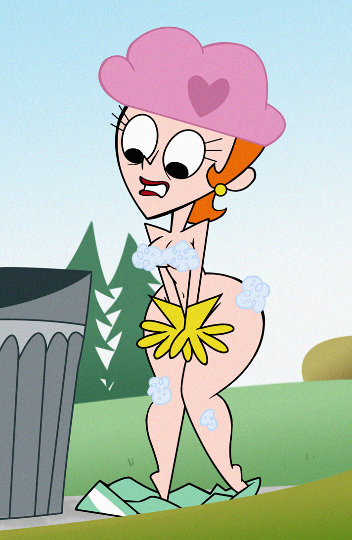 Dexters laboratory naked, fuck my ass what else
